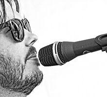 Chris Rockin' by Steven Powell