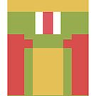 Super Minimalism - King K Rool 1 by DanielBevis