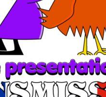 Une presentation de Transmissions Nostalgiques par L' Etat Sticker