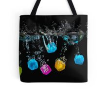 The Cubes Tote Bag