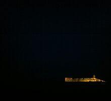 Nigth in San Juan  by Findurnature
