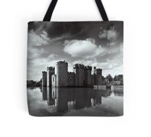 Reflections of Bodiam Tote Bag