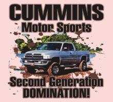 Cummins Motor Sports Kids Tee