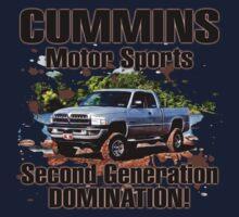 Cummins Motor Sports Baby Tee