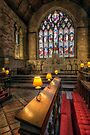 Church Lamps by Adrian Evans