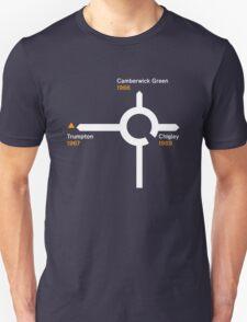 Trumptonshire, incorporating Trumpton, Chigley and Camberwick Green T-Shirt