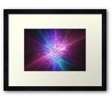 Fractal Art XXI Framed Print