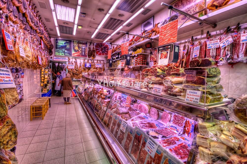 Tienda de Carne Seca by Yhun Suarez