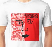 A Fine Selection Of Remixes - SebastiAn Unisex T-Shirt