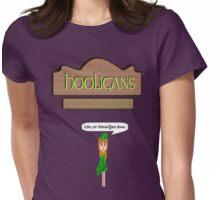 Hooligans' Pub - No Shenanigans Womens Fitted T-Shirt
