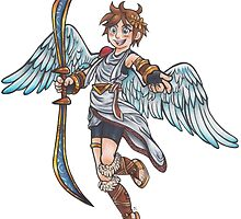Kid Icarus - Pit by Olivianub