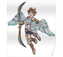 Kid Icarus - Pit Poster