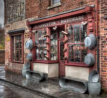 Victorian Hardware Store by Adrian Evans