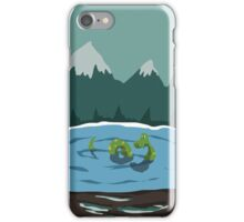 Nessie - Loch Ness iPhone Case/Skin