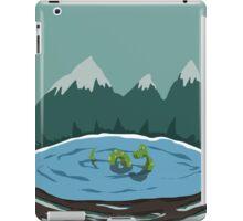 Nessie - Loch Ness iPad Case/Skin