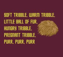 The Big Tribble Theory by Buleste