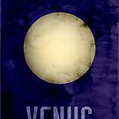 The Planet Venus by ArtPrints