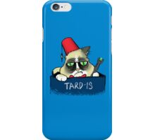 TARD-IS iPhone Case/Skin