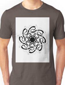 Orient Black & White Logo Unisex T-Shirt