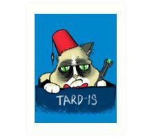 TARD-IS Art Print