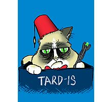 TARD-IS Photographic Print