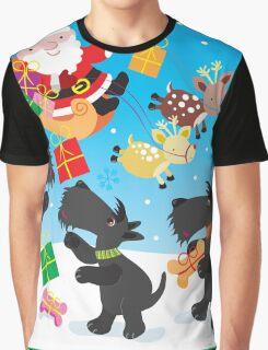 Presents from Santa Graphic T-Shirt
