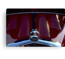 Cadillac Eldorado Vintage Antique Automobile Print, Poster & Card Canvas Print