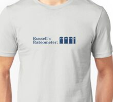Russell's Rateometer Unisex T-Shirt