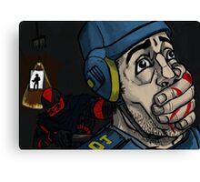 Mark of the Ninja Canvas Print