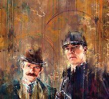 Sherlock Special by Wisesnail