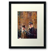 Sherlock Special Framed Print