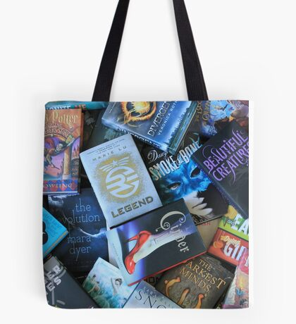 Young Adult Books Tote Bag