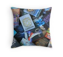 Young Adult Books Throw Pillow