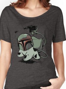 Bulbafett Women's Relaxed Fit T-Shirt
