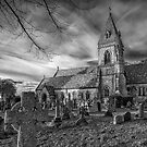 Church of St. David by Adrian Evans