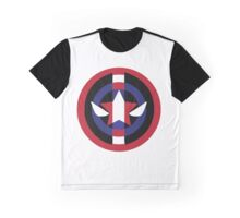Cpt Dead 'murica Graphic T-Shirt
