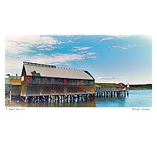 McCurdy's Smokehouse Photographic Print