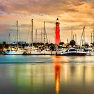 Ponce Inlet Lighthouse by Brent Craft