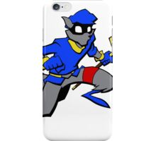 Sly Cooper- Minimalist iPhone Case/Skin