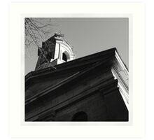 St. John's Church, Buxton Art Print