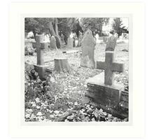 Graves, Buxton Art Print