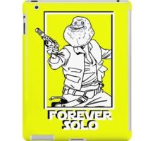 Star Wars - Forever Solo iPad Case/Skin