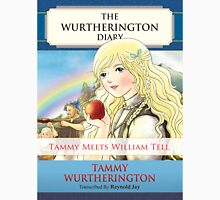 Tammy meets William Tell Book Cover Unisex T-Shirt
