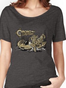 Chrono to the Future Women's Relaxed Fit T-Shirt