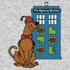 Scooby Who by stevebluey