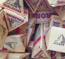 Toblerone by Robert Steadman