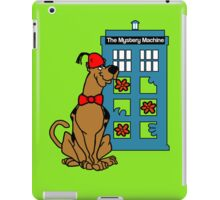 Scooby Who iPad Case/Skin