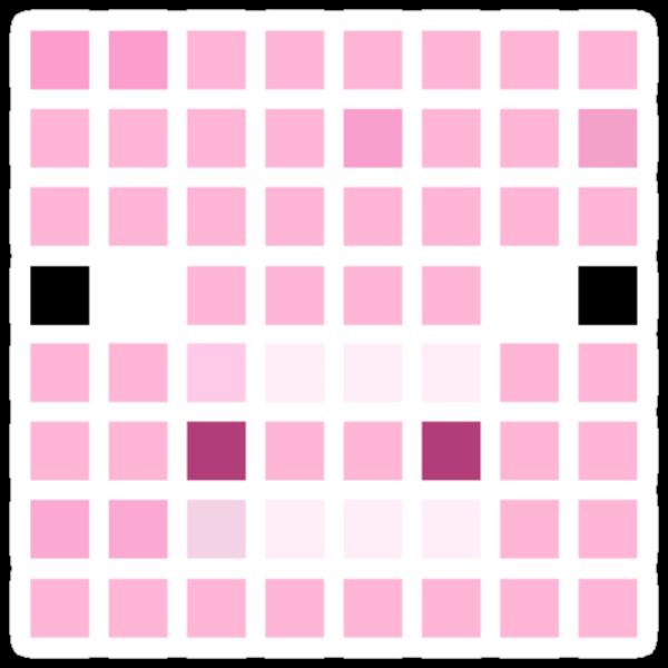 PIXEL8   Bacon Bricks by 8eye