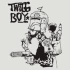 Twig Boy, not Tank Girl by Twiggboy