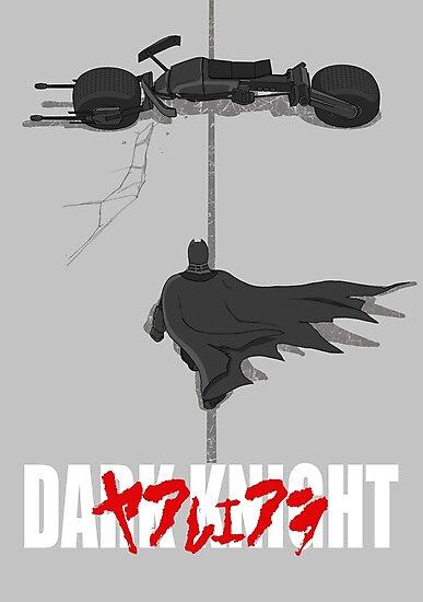 Dark Knight by dutyfreak